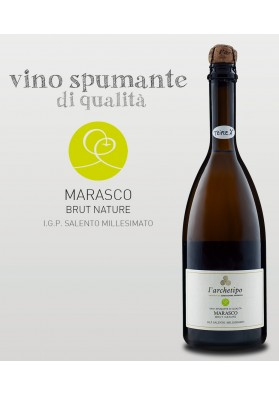 Marasco Spumante Brut Nature Millesimato